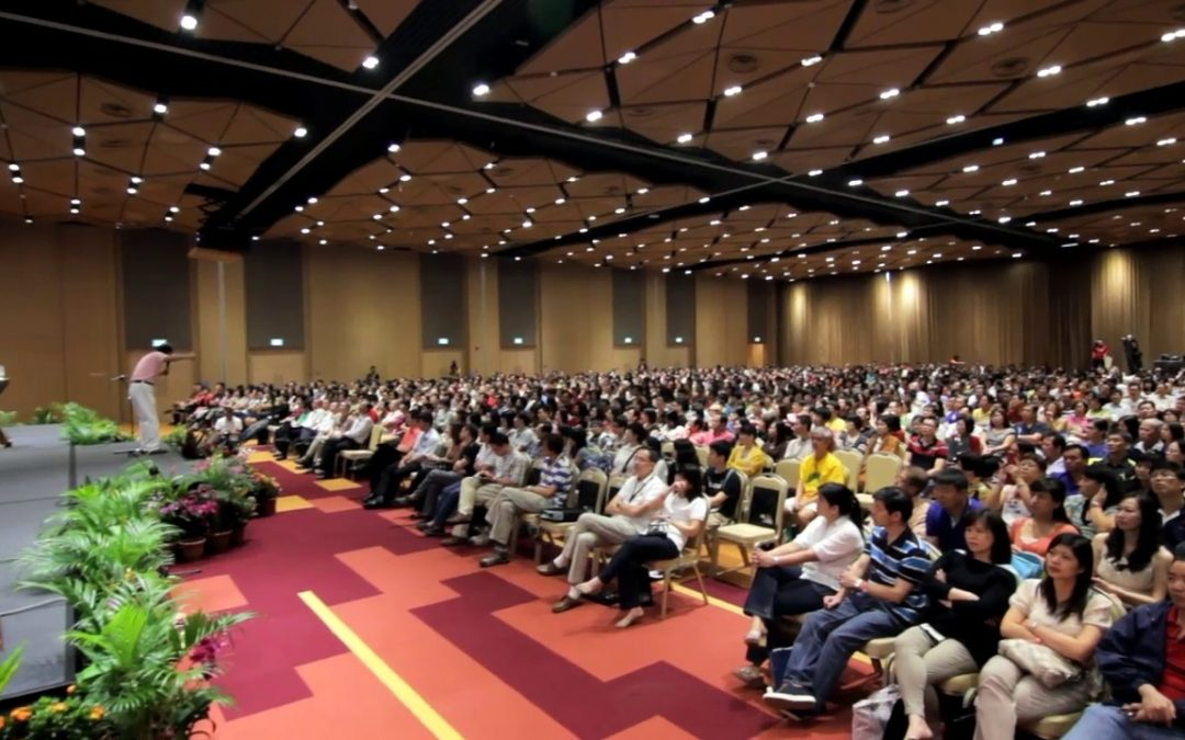 Chinese Conference – MCCY Dads for Life
