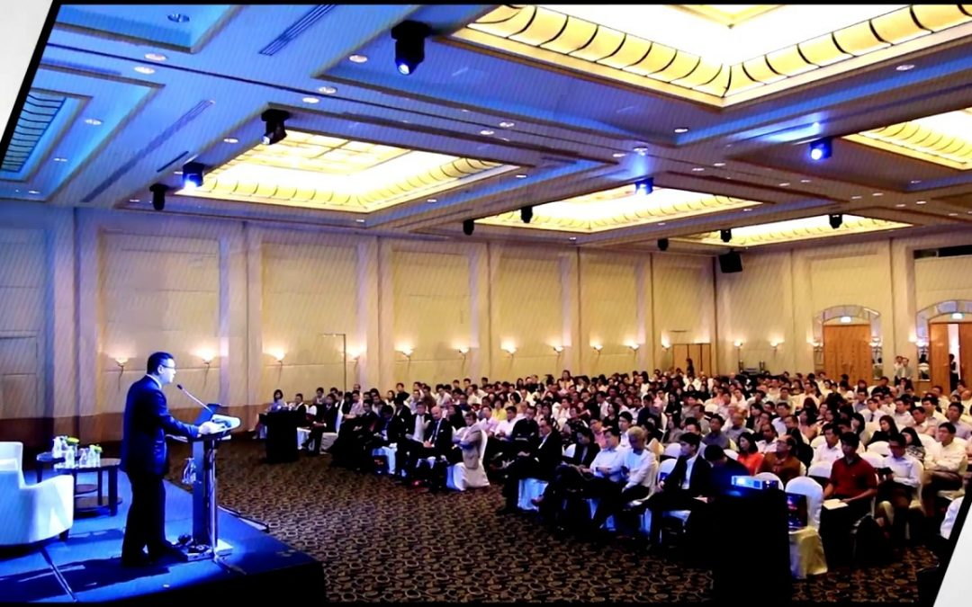 Conference- Canon Think Big Seminar