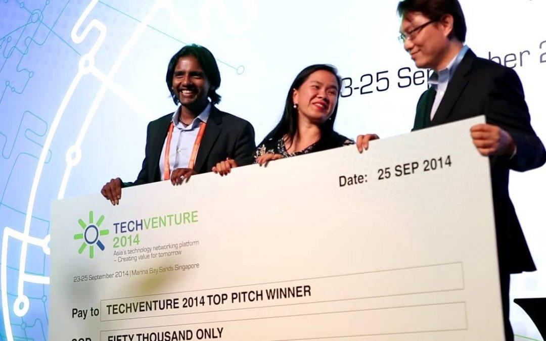 Conference- Tech Venture (Start-up Challenge Finals)