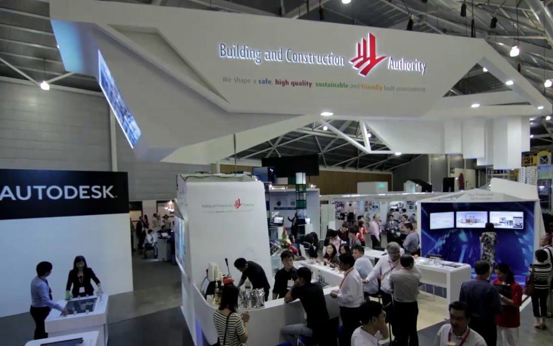 Exhibition Highlights – BCA BuildTech Asia