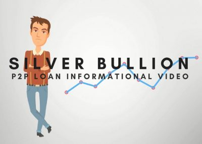 Infographics – Silver Bullion P2P Loan Informational Video