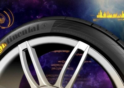 Motion Graphics- Continental Tyres Aust Tradeshow Opening