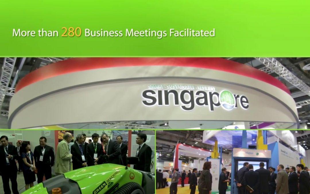 NEA – Clean Enviro Summit Singapore