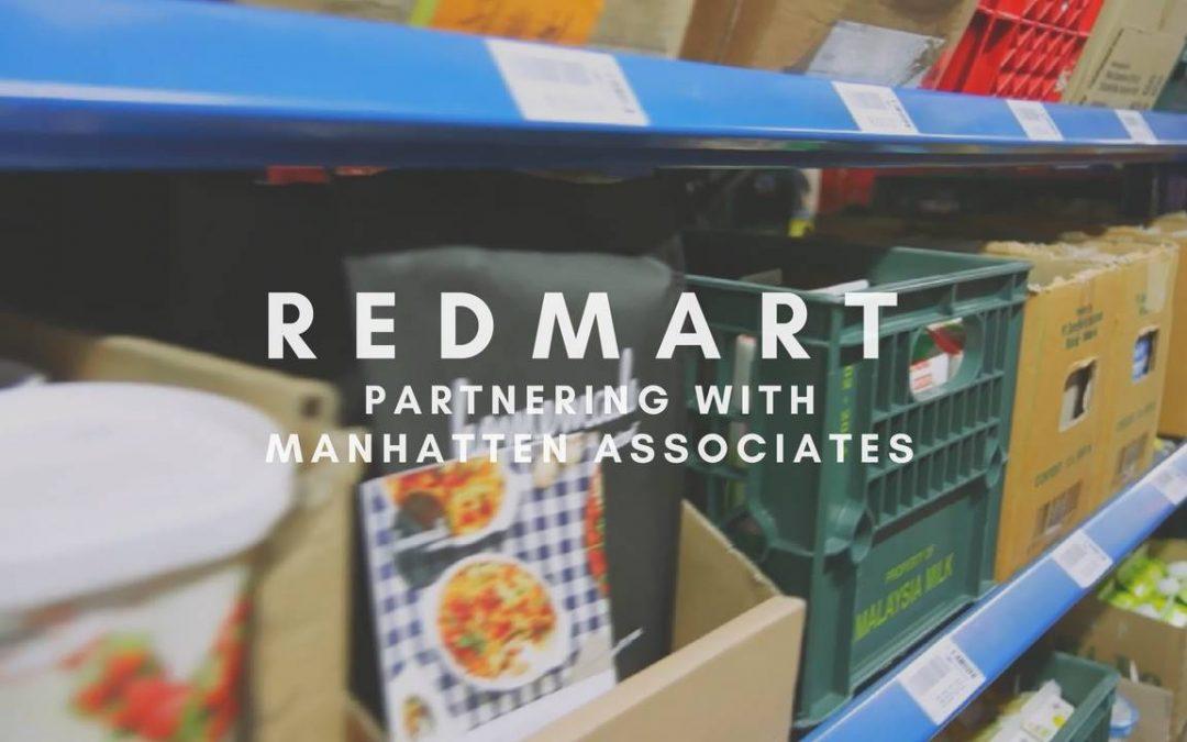 Red Mart – Partnering with Manhattan Associates