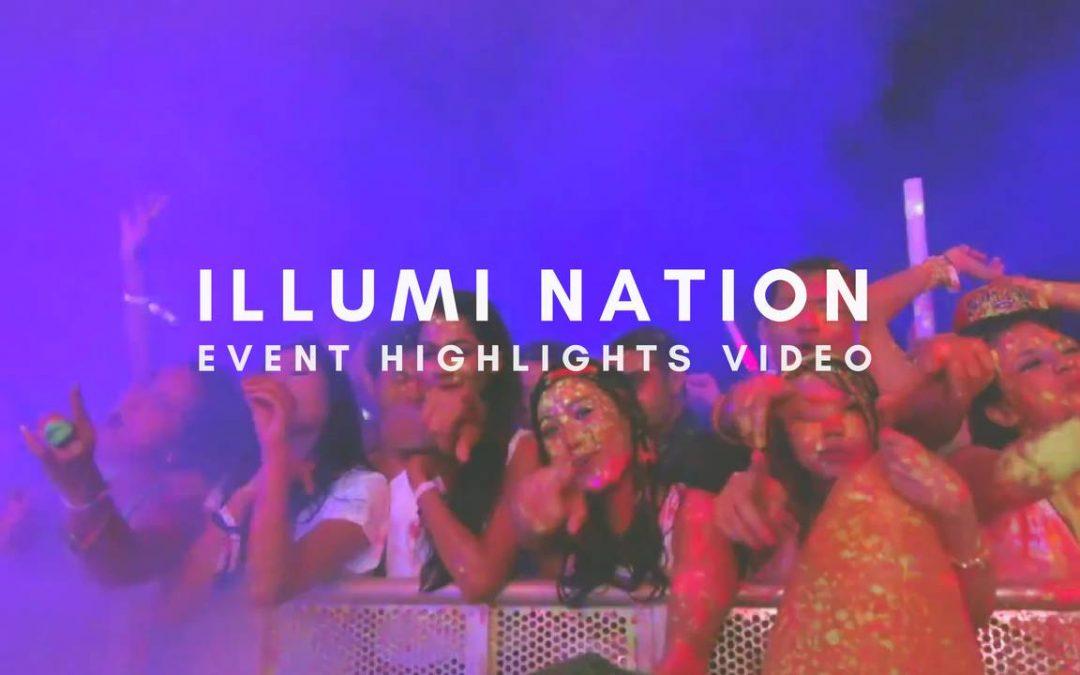 Sports Video Singapore – Illumi Nation