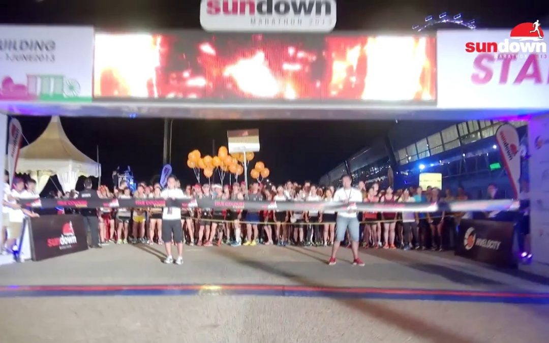 Sundown Marathon – Event Highlights
