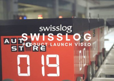 Swisslog – Launch Video