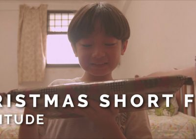 Christmas Short Film – Gratitude