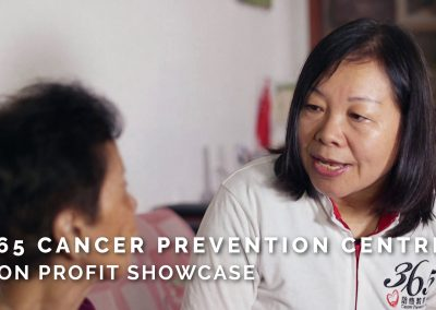 365 Cancer Prevention Society – Non Profit Showcase