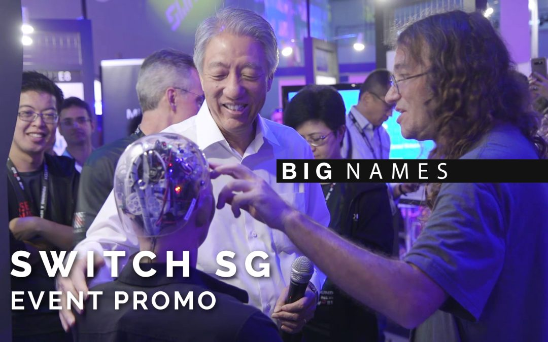 SwitchSG – Event Promo