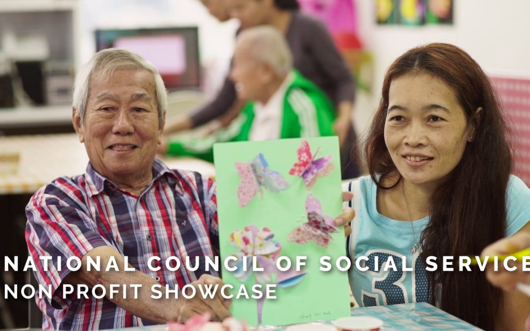 National Council of Social Service – Non Profit Showcase