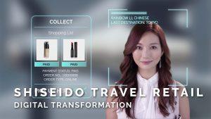 Shiseido Travel Retail – Digital Transformation