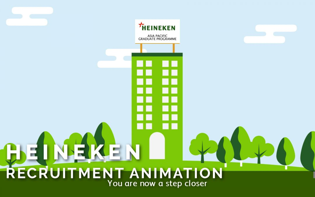 Heineken Recruitment Animation