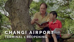 Changi Airport – The New Terminal One