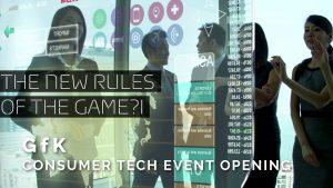 GfK Consumer Tech Event Opening