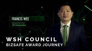 WSH Council – Bizsafe Award Journey