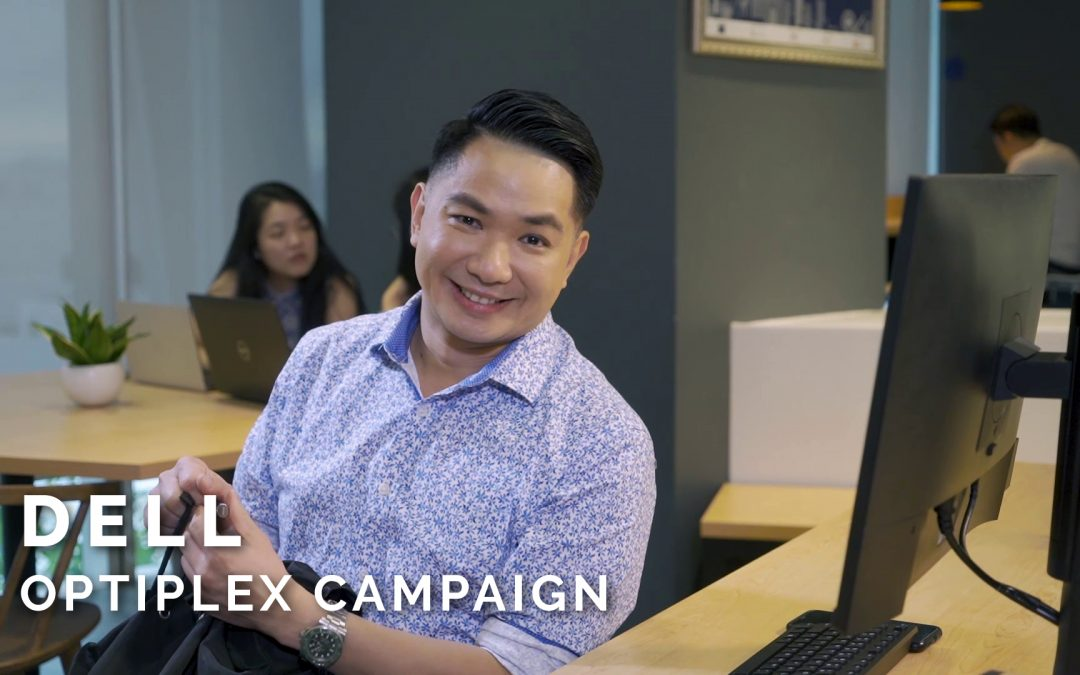 Dell – OptiPlex Campaign