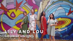 Lily and Lou – Crowdfunding