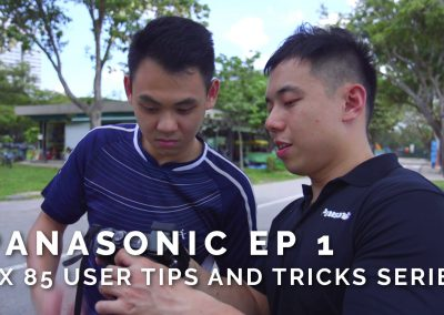Panasonic Ep 1 – GX85 User Tips and Tricks